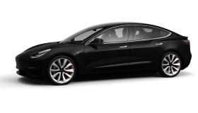 Mieten Sie das Model 3 mit der maximalen Leistung